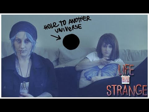 LIFE IS STRANGE COSPLAY (HOLE TO ANOTHER UNIVERSE) thumbnail