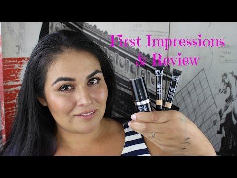 Makeup Forever Ultra HD Concealer & Stick Foundation I Australian Review