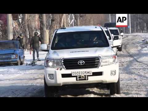 Pro-Russian rebels renew assault on Donetsk Airport. Ukrainian military spokes comments