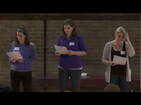 Way Off Broadway: Dorothy  Cast Performance Video