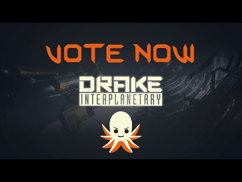 Star Citizen | Next Great Drake Ship Vote | RELEASE THE KRAKEN! (╯°□°)╯︵ 🐙
