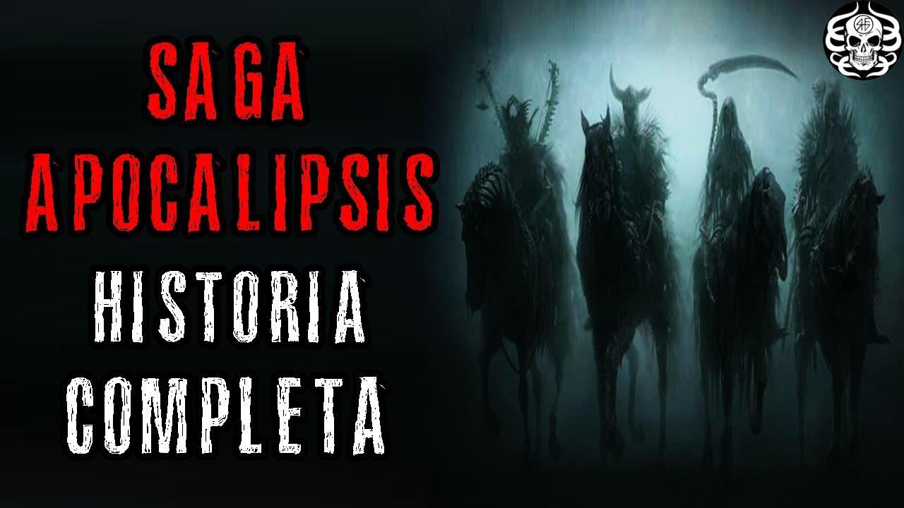 Apocalipsis | Historia Completa | Herr Terror en la Oscuridad