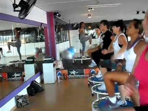 Aula de Power Jump - Prof. Ana Karina - Mix 27 Musica ...