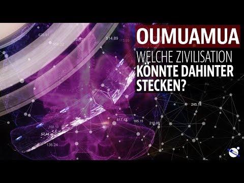 Oumuamua - Welche Art Zivilisation könnte dahinter stecken? Kardaschow-Skala