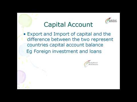 Ease with Economics - balance of payment vs balance of trade(2min learning)