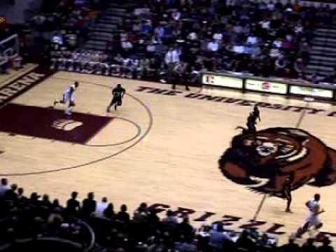 LSBU vs University of Montana Part 1