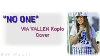 Top Hits -  Koplo Version Via Vallen No One By Lee