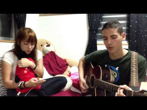 Flyleaf - Christmas song cover ThreeSecondRule ft. HaruZomb