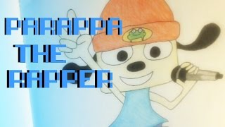 How to Draw Parappa The Rapper