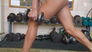 Для быстрого результата нужны интенсивные тренировки.