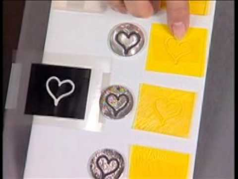 Photopolymer Plate with Beadoholique Bead Shop