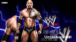 WWE:2011/2013 The Rock Theme Song