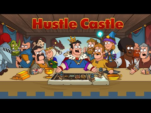 Hustle Castle #53 - Massive Getting Stronger Video