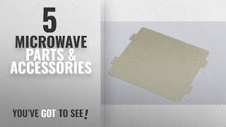 Top 10 Microwave Parts & Accessories [2018]: 252100100016 Genuine Sharp Microwave Wave Guide Cover