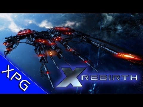 X Rebirth - Capital Ship Mining and Trading
