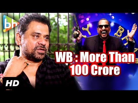 Welcome Back Director Anees Bazmee OPENS UP On Remuneration Issues | Anil Kapoor | Nana Patekar