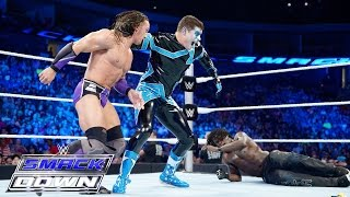 R-Truth vs. Stardust: SmackDown, July 30, 2015