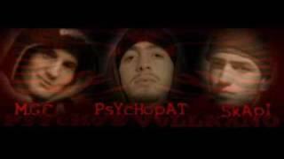 PSYCHOS @ CRAZY   ( kosova rap )