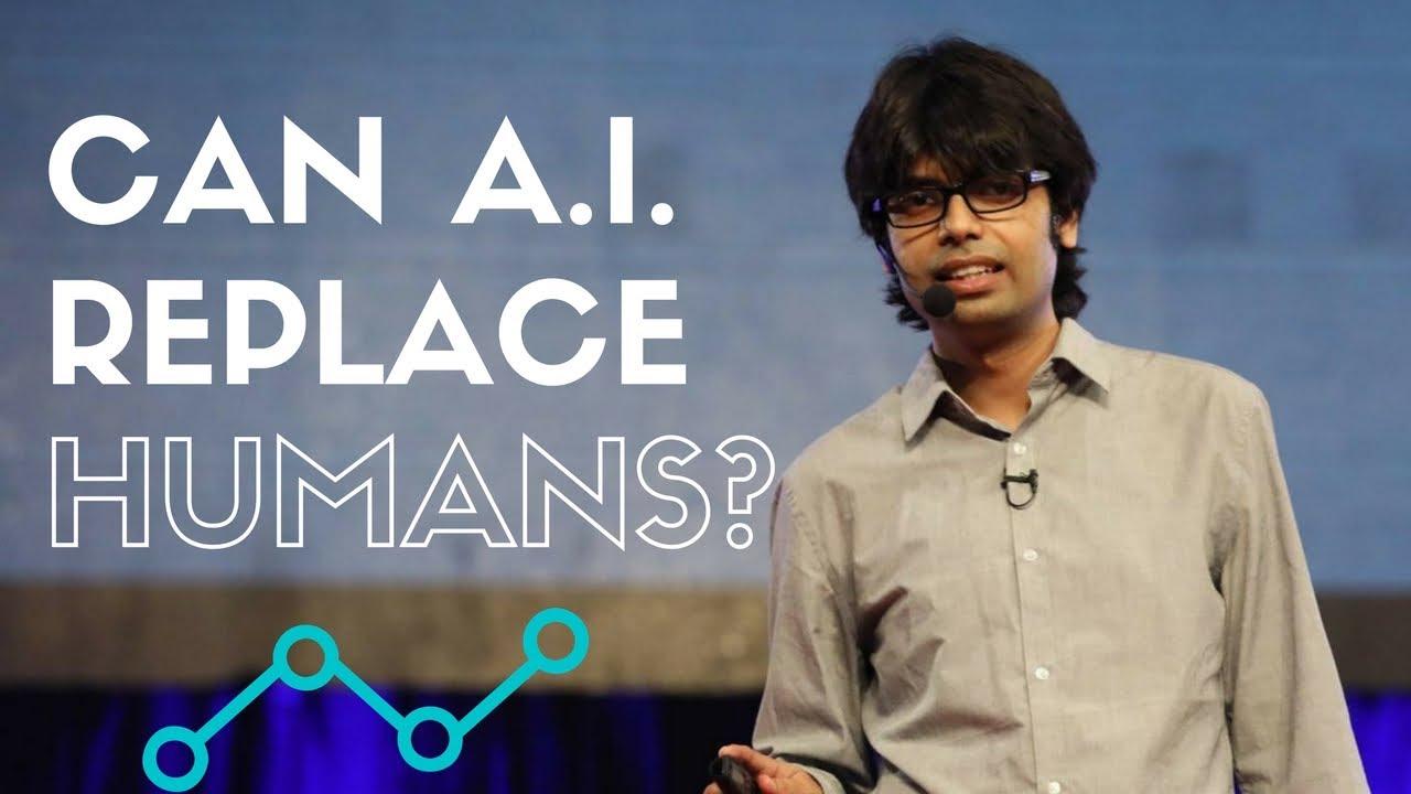 Can A.I. Replace Human Journalists? | Angam Parashar