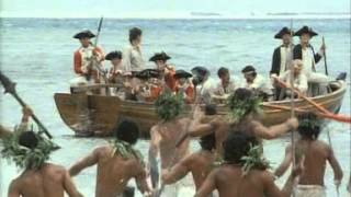 Captain James Cook returns to Hawaii for Ship Repairs