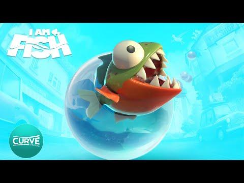 Игра I Am Fish выйдет в Game Pass в середине сентября