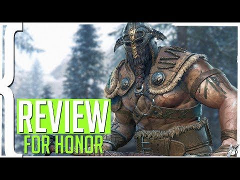 For Honor REVIEW/Analysis