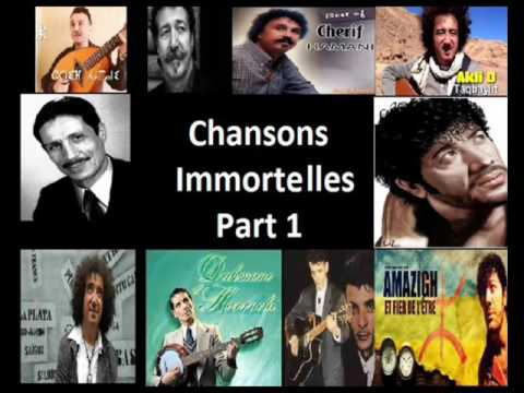 Chansons  Kabyle Immortelles