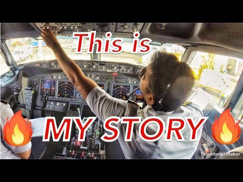 How I became a PILOT!