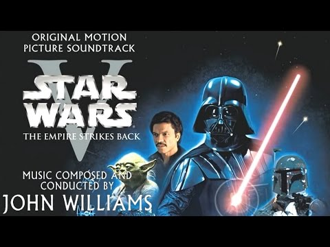 Star Wars Episode V: The Empire Strikes Back (1980) Soundtrack 15 Yoda And The Force