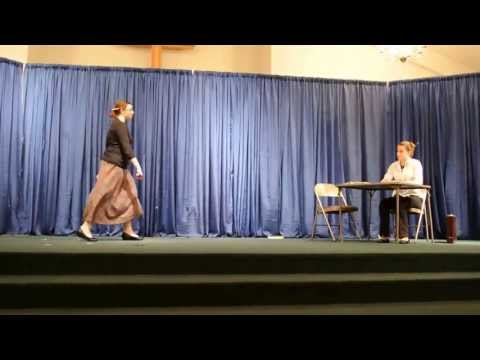 The Three Stooges (Class Stooges) SCENE 7