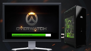 How to Download Overwatch on pc