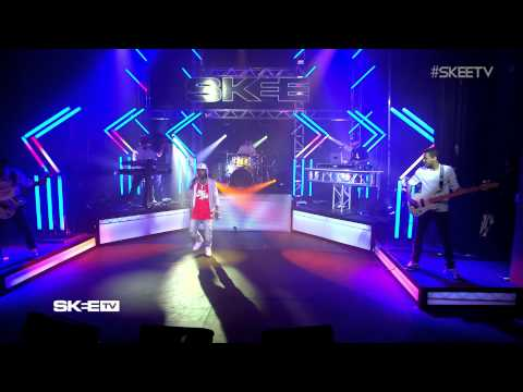 "Kid Ink ""Be Real"" Live on SKEE TV"