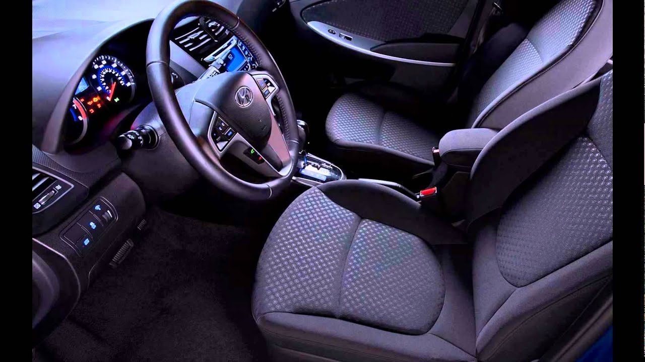 2016 Hyundai Accent Hatchback Interior Doovi