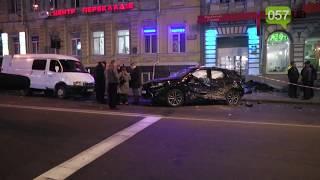 Свидетельства очевидцев резонансного ДТП в Харькове, где погибли пять человек