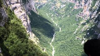 Vikos gorge, Oxya Lookout