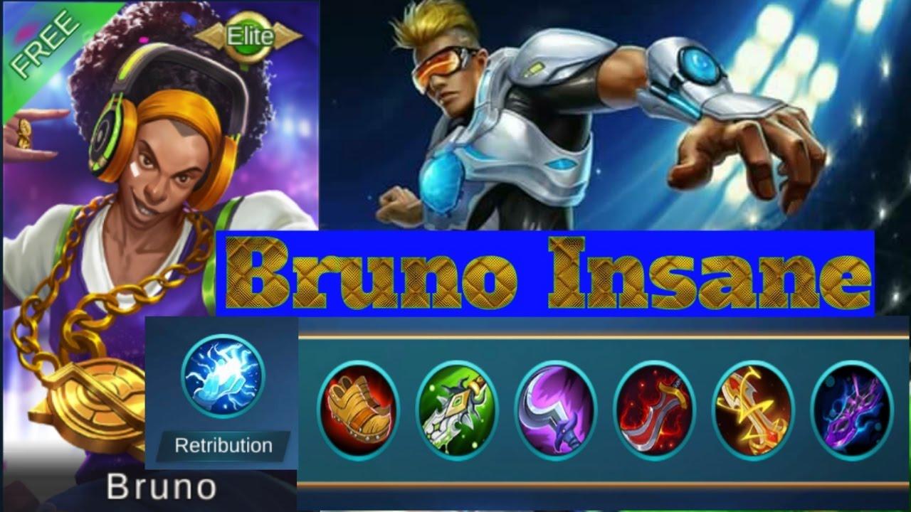 Best Bruno Build (Insane)