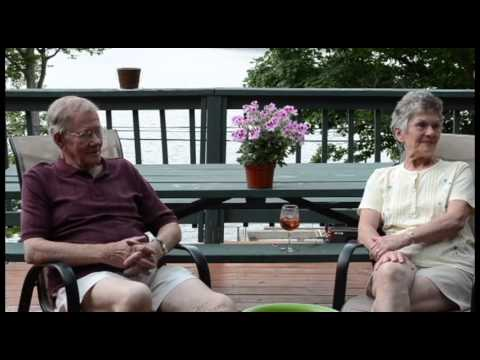 Grace & George Hanson 60th Anniversary Interview