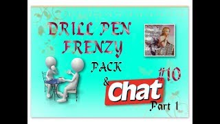Pack and Chat #10 (Part 1) - Packing up 50 DIAMOND PAINTING PENS & Accessories in 29 Orders