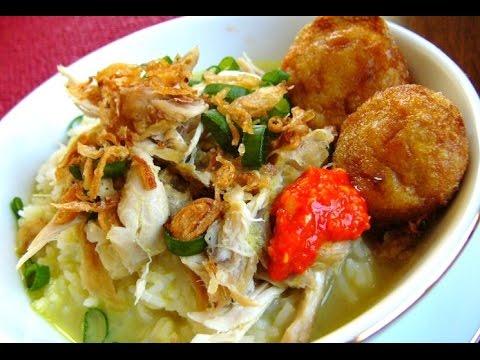 soto-lenthok-puro-pakualaman---chicken-soup---culinary-of-yogyakarta-indonesia---wisata-kuliner-[hd]