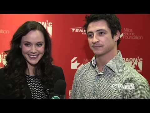 10 Questions with Scott Moir and Tessa Virtue