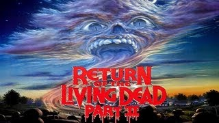 Return of the Living Dead 2 / Powrót Żywych Trupów 2 (1985) Zwiastun Trailer
