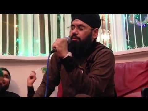 Baghdad Wara (Gujrati) - Syed Furqan Qadri - Leicester 2015