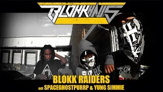 Blokkmonsta - Blokk Raiders mit SpaceGhostPurrp & Yung Simmie (HD-Video)