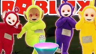 ROBLOX | Bad Teletubbies
