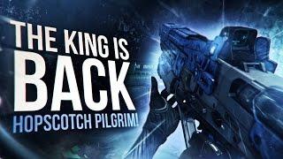 Destiny: THE KING IS BACK! Hopscotch Pilgrim Crucible Highlights!