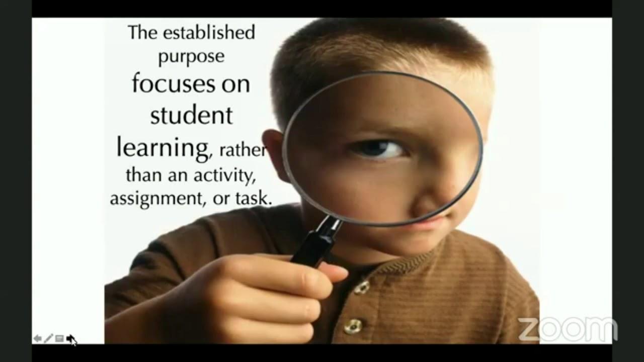 Douglas Fisher & John Almarode: Teacher Clarity Webinar