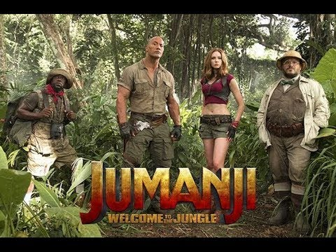 Jumanji - Welcome to Jungle Soundtrack (Big Mountain - Baby I Love Your Way)