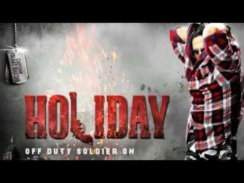 Holiday Movie 2014 l Akshay Kumar l Motion Poster l HD