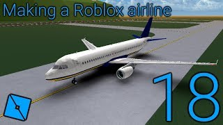 Making a Roblox airline: Episode 18 - Livery design for the A320