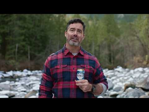 New Cold Activated Cans — Busch Beer - YouTube